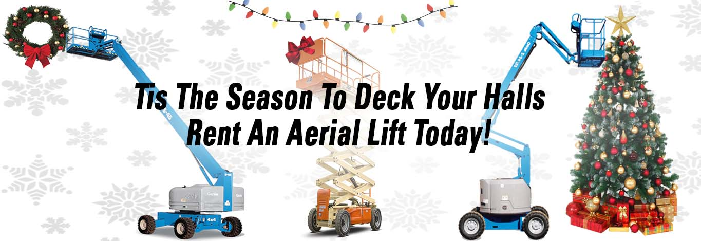 Holiday Lift Rental