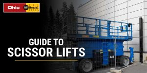 Guide to scissor lifts